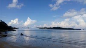 Пляж Стоковые Изображения RF