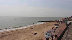 Пляж видеоматериал
