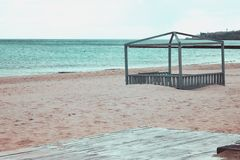 Пляж Стоковая Фотография
