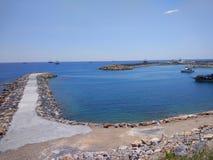 Пляж Alanya Стоковое Изображение RF