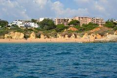 Пляж Alemaes стоковое изображение rf