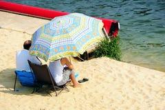 Пляж Ales Стоковая Фотография RF