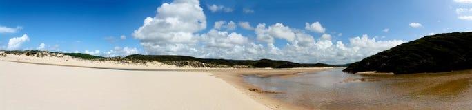 Пляж Amoreira Стоковое Изображение RF
