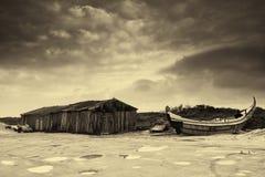 Пляж Areao Стоковая Фотография RF