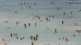 Пляж 044 Arenal Стоковое Изображение