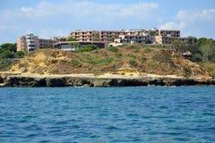 Пляж Aveiros стоковое изображение