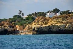 Пляж Aveiros стоковая фотография