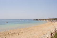 Пляж Ayazma/Bozcaada (Tenedos) Стоковые Фотографии RF