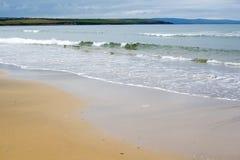 Пляж Ballybunion около cashen Стоковые Фотографии RF