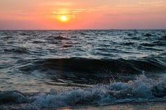 Пляж Bangsaen Стоковое Фото