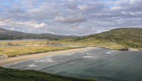 Пляж Barleycove Стоковая Фотография RF