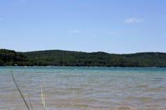 Пляж Beulah стоковые фотографии rf