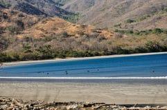 Пляж Blanca Стоковое Изображение