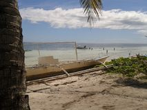Пляж Bohol Стоковые Изображения RF