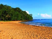 Пляж Bonita Стоковое Изображение RF