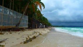 Пляж Boracay Стоковое Фото