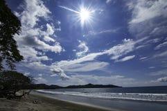 Пляж Brasilito Стоковое Изображение
