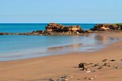 Пляж Broome Стоковые Фотографии RF