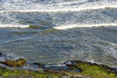Пляж Cal Стоковая Фотография RF