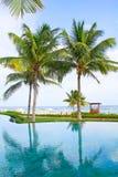 Пляж Cancun Стоковые Изображения RF