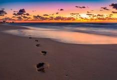 Пляж Cancun Стоковое Изображение RF
