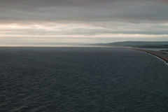 Пляж Chesil стоковая фотография