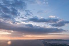 Пляж Chesil стоковое фото rf