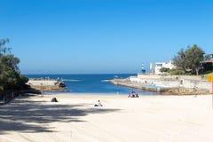 Пляж Clovelly в Сиднее Стоковые Изображения