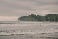 Пляж Cocles Стоковые Изображения