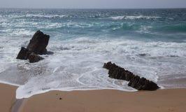 Пляж Cresmina Стоковые Изображения RF