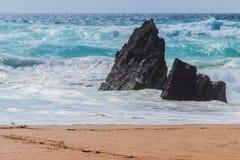 Пляж Cresmina Стоковая Фотография