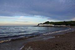 Пляж Cushendall Стоковые Изображения RF