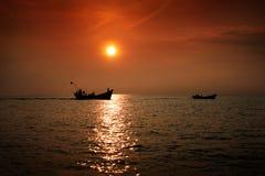 Пляж 8 Digha Стоковое фото RF