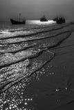 Пляж 9 Digha Стоковая Фотография RF