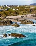 Пляж Durness стоковые фото