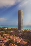 пляж florida miami стоковые фото