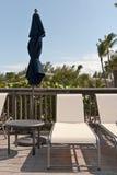 Пляж Fort Lauderdale, Майами Стоковое Изображение
