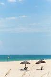 Пляж Fort Lauderdale, Флорида Стоковое Изображение RF