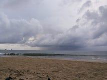 Пляж 2 Garut Стоковая Фотография