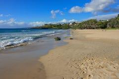 Пляж Hapuna, Гаваи Стоковые Фото