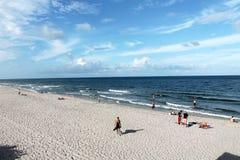 Пляж Hillsborough Стоковая Фотография