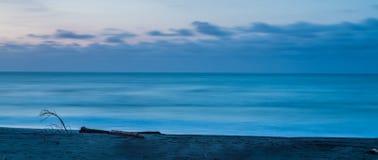 Пляж Hokitika Стоковая Фотография RF