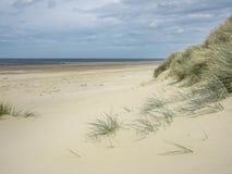 Пляж Holkham Стоковое фото RF