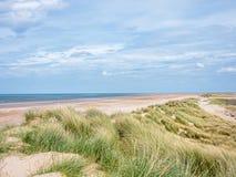 Пляж Holkham Стоковые Изображения RF