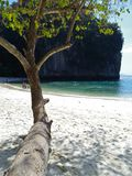 Пляж Hong Стоковое Фото