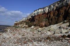 Пляж Hunstanton стоковые изображения rf