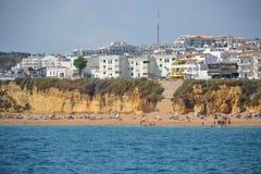 Пляж Inatel стоковая фотография rf