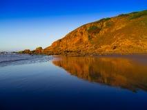 Пляж Jericoacoara Стоковое Изображение