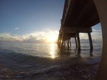 Пляж Juno Стоковое Изображение RF