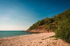 Пляж kaew Sai Стоковое фото RF